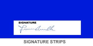 Signature Strip